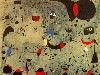 Free Artistic Wallpaper : Joan Miro - Nocturne
