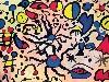 Free Artistic Wallpaper : Joan Miro
