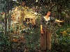 Free Artistic Wallpaper : Jules Bastien-Lepage - Joan of Arc