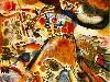 Free Artistic Wallpaper : Kandinsky - Small Pleasures
