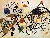 Free Artistic Wallpaper : Kandinsky - Transverse Lines