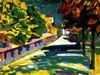 Free Artistic Wallpaper : Kandinsky