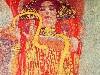 Free Artistic Wallpaper : Klimt - Hygeia