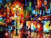 Free Artistic Wallpaper : Leonid Afremov