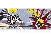 Free Artistic Wallpaper : Lichtenstein - Whaam!