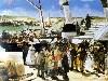 Free Artistic Wallpaper : Manet - Le Depart de Folkestone