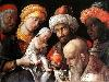 Free Artistic Wallpaper : Mantegna - The Adoration of the Magi