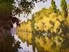 Free Artistic Wallpaper : Marquet - River Scene