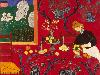 Free Artistic Wallpaper : Matisse - Red Room