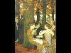 Free Artistic Wallpaper : Maurice Denis - The Muses