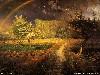 Free Artistic Wallpaper : Millet - Spring