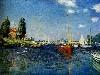 Free Artistic Wallpaper : Monet - Argenteuil