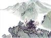 Free Artistic Wallpaper : Oriental Painting