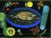 Free Artistic Wallpaper : Paul Klee - Around the Fish