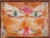 Free Artistic Wallpaper : Paul Klee - Cat and Bird