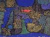Free Artistic Wallpaper : Paul Klee - Underwater Garden