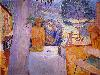 Free Artistic Wallpaper : Pierre Bonnard - The Terrace at Vernonnet