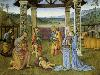 Free Artistic Wallpaper : Pietro Perugino - Nativity