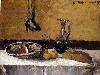 Free Artistic Wallpaper : Pissarro - Still Life