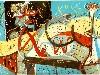 Free Artistic Wallpaper : Pollock - Stenographic Figure