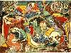 Free Artistic Wallpaper : Pollock