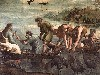 Free Artistic Wallpaper : Raphael - The Miraculous Draught of Fishes