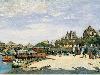 Free Artistic Wallpaper : Renoir - Le Pont Des Arts