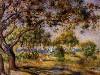 Free Artistic Wallpaper : Renoir - Noirmoutier