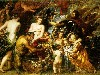 Free Artistic Wallpaper : Rubens - Allegory on the Blessings of Peace