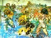 Free Artistic Wallpaper : Salvador Dali - Tuna Fishing