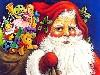 Free Artistic Wallpaper : Santa Claus