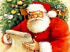 Free Artistic Wallpaper : Santa Claus
