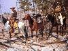 Free Artistic Wallpaper : Sargent - Prospecting for Cattle Range
