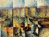 Free Artistic Wallpaper : Segal - Marseilles