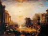Free Artistic Wallpaper : Turner - The Decline of the Carthaginian Empire