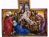 Free Artistic Wallpaper : Van der Weyden - Deposition