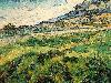 Free Artistic Wallpaper : Van Gogh - Green Wheat Field