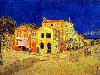 Free Artistic Wallpaper : Van Gogh - The Yellow House