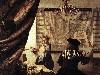 Free Artistic Wallpaper : Vermeer