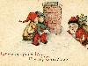 Free Artistic Wallpaper : Vintage Christmas
