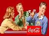 Free Artistic Wallpaper : Vintage - Coke