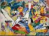 Free Artistic Wallpaper : Wassily Kandinsky