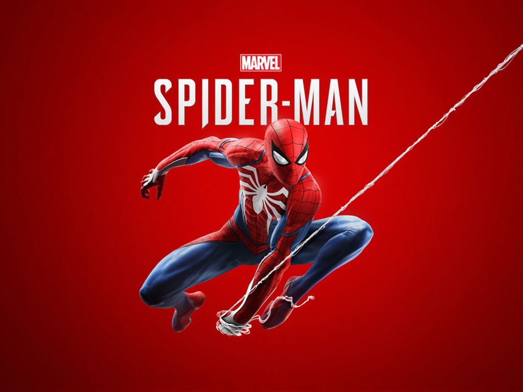 Free Games Wallpaper: Spider-Man (PS4)