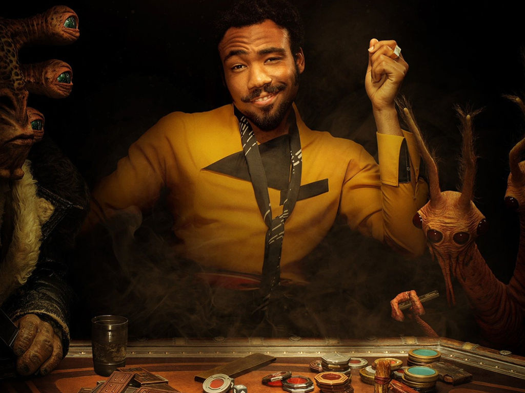 Free Star Wars Wallpaper: Solo - Lando