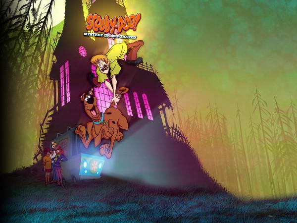My Free Wallpapers - Cartoons Wallpaper : Scooby-Doo ...