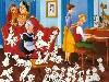 Free Cartoons Wallpaper : 101 Dalmatians