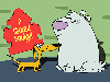 Free Cartoons Wallpaper : 2 Stupid Dogs