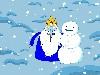 Free Cartoons Wallpaper : Adventure Time - Ice King