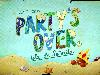 Free Cartoons Wallpaper : Adventure Time - The Party's Over, Isla de Señorita