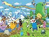 Free Cartoons Wallpaper : Adventure Time